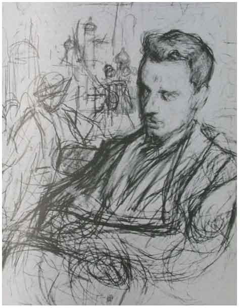 Leonid Pasternak. Rilke