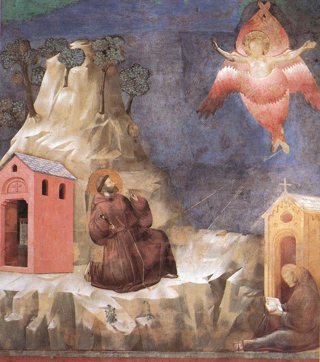 Giotto. Legend of St. Francis