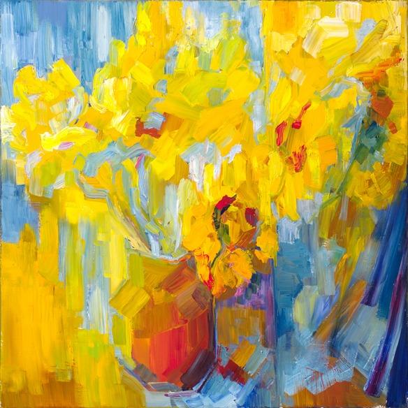 Lena Levin. Sonnet 18: Thy eternal summer. 2012